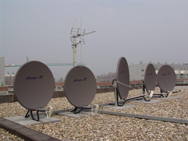 Pieter Calandlaan blok B Satelliet Hertzinger