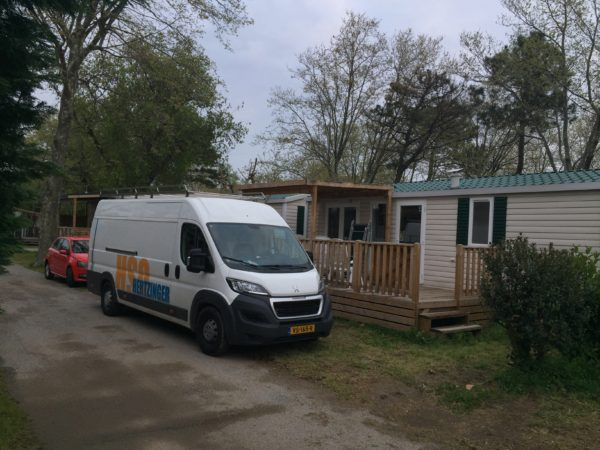 Televes internet tv buitenland vakantie wifi camping HSO Hertzinger