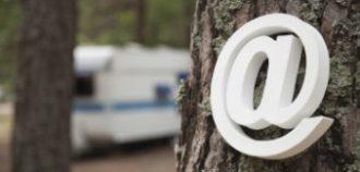 Internet op de camping