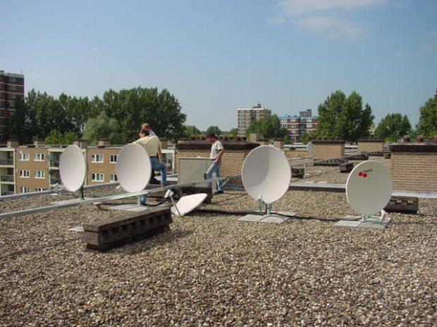 Poelenburg GSO Satelliet Zaandam