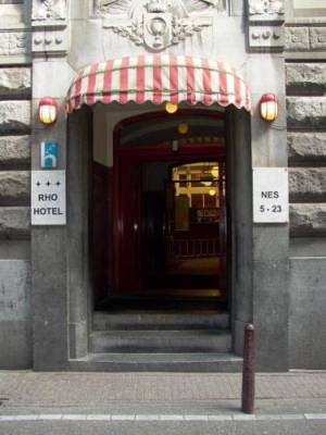 RHO hotel Amsterdam WiFi Internet