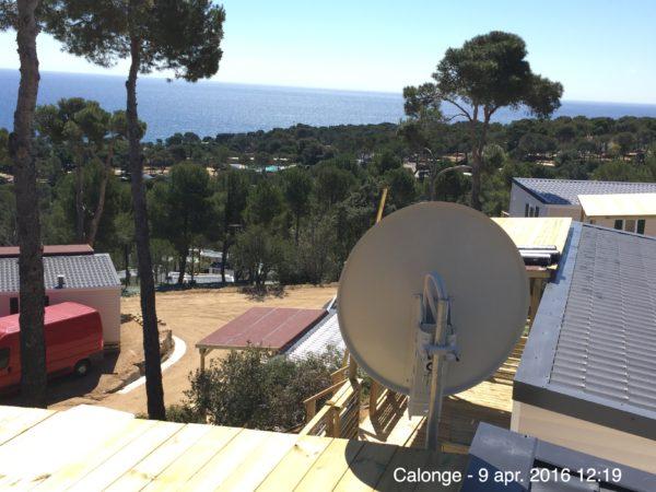 Internet wifi buitenland tv plattegrond camping roan hertzinger