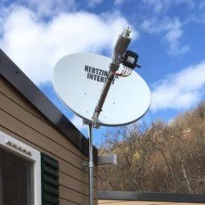 Domaine de Chalain satelliet internet buitenland tv wifi