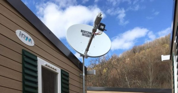 Domaine de Chalain satelliet internet buitenland tv wifi
