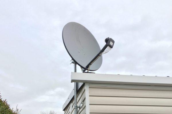 Schotel wifi internet tv roan