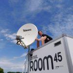 Mobiele verbindingen voor Room 45 / Unit 45