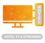 Hotel TV en streaming