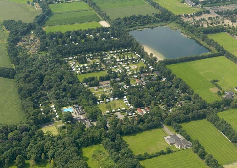 Camping De Kienehoef in Sint-Oedenrode