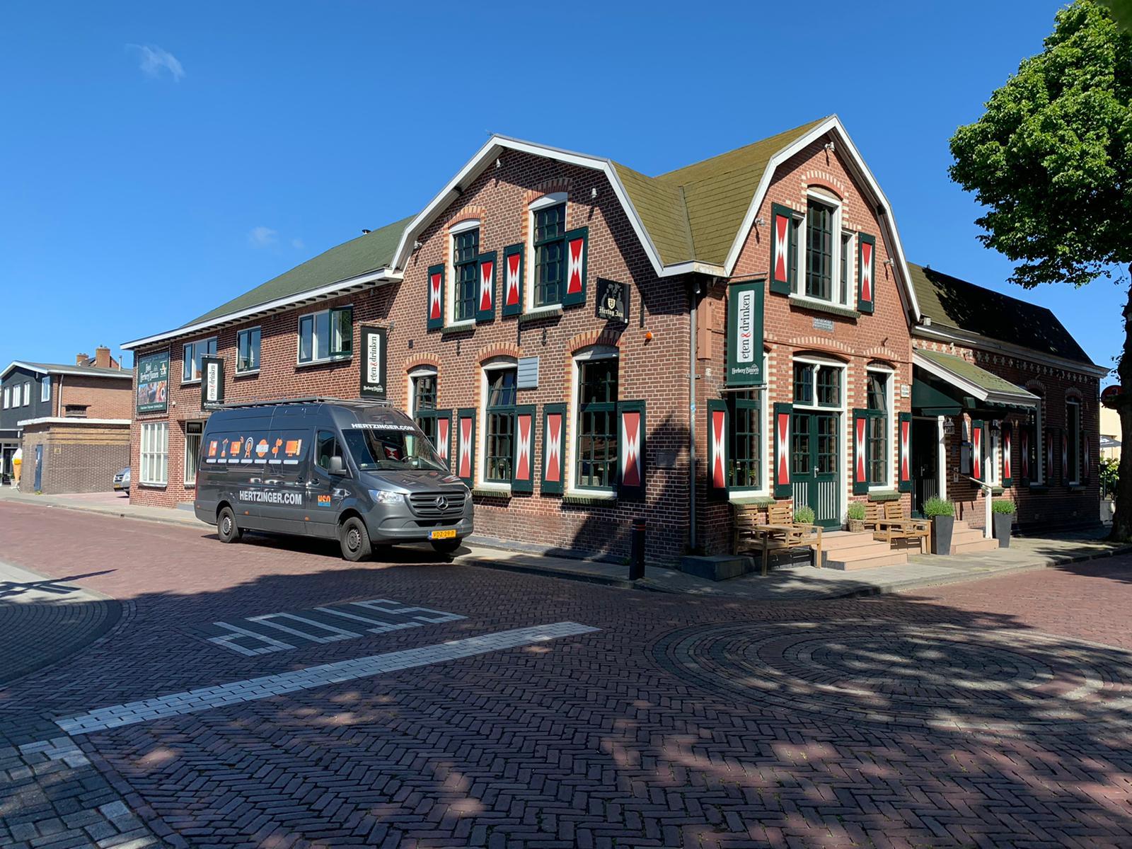 Hotel Herberg Binnen